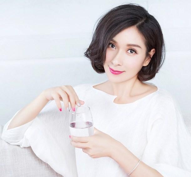 杨恭如小姐担任厦门向大大品牌形象大使